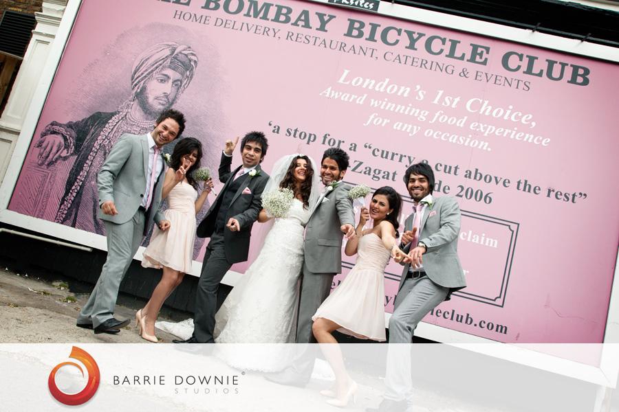 Iranian Wedding In London