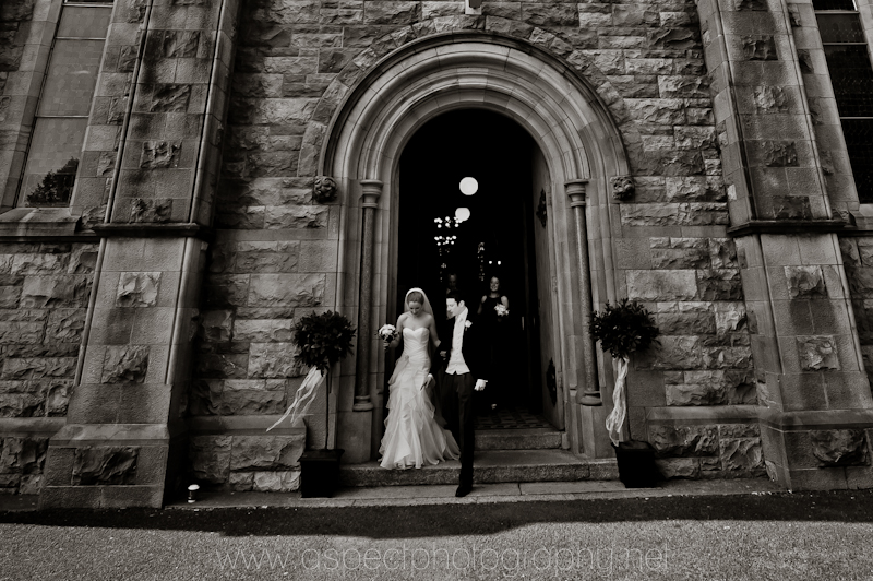 Real Weddings Castle Durrow: Castle Durrow Wedding