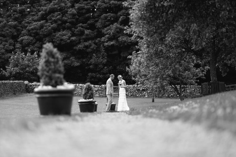 Lawrence house wedding