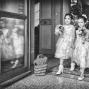 Flowergirls in Villa mangiacane