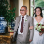 Father and Bride enter