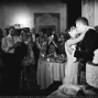 cheese wedding cutting cake