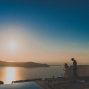 elopement in santorini - livio lacurre photography