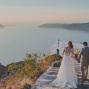 elopement in santorini - livio lacurre photography