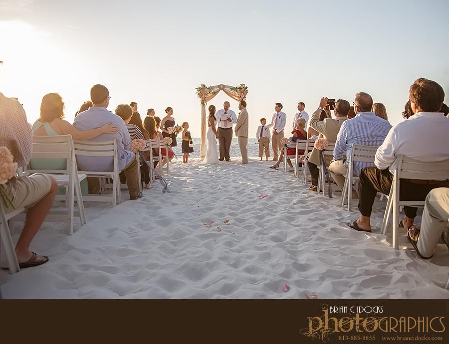 Clearwater beach florida destination wedding