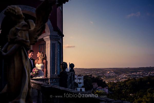 Wedding in Casa dos Penedos