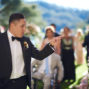 Planning your wedding at Sierra Lago, Mascotas - groom within ceremony