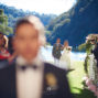 Planning your wedding at Sierra Lago, Mascotas - bride coming