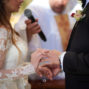 Planning your wedding at Sierra Lago, Mascotas - rings and vows