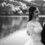 Planning your wedding at Sierra Lago, Mascotas - recently married couple