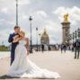 MArchesa bridal Pont Alexandre