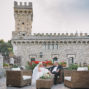 Castle Taormina Reception Relax after Wedding